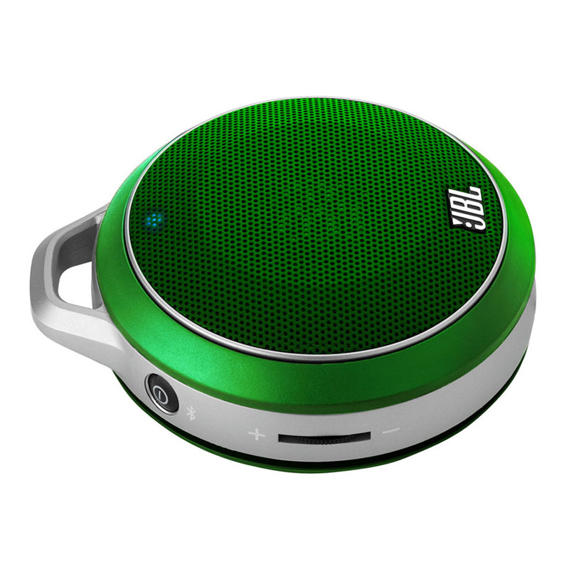 JBL Micro Wireless Green  IMG