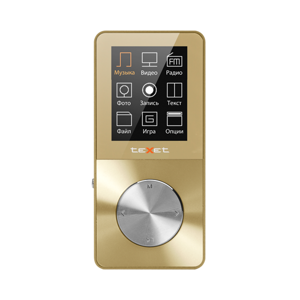 teXet T-60 (8Gb) Gold