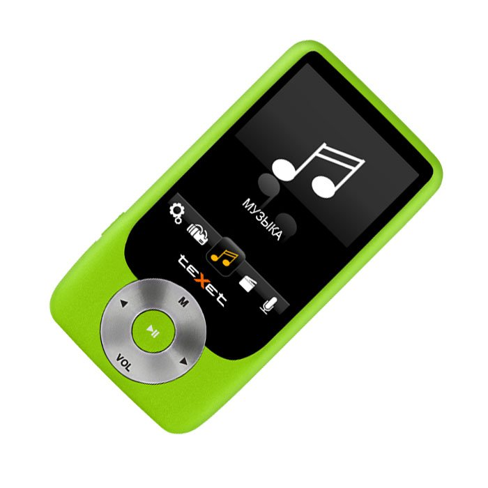 teXet T-79 (8Gb) Green  IMG