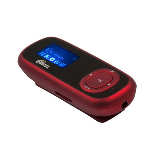 Ritmix RF-3410 4Gb Red  IMG