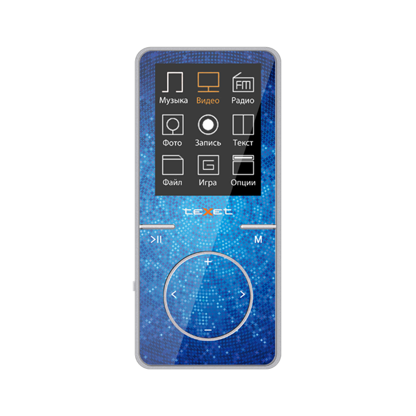 teXet T-48 (8Gb) Blue  IMG