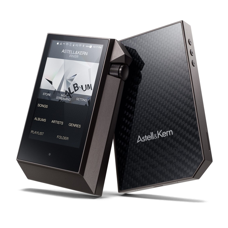 Astell&Kern AK240 256Gb Gunmetal  IMG