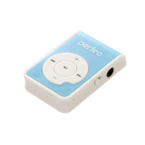 Perfeo VI-M020 0Gb Music Clip Ride Blue  IMG