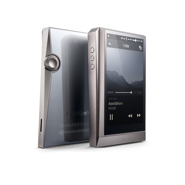 Astell&Kern AK320 128Gb Gunmetal