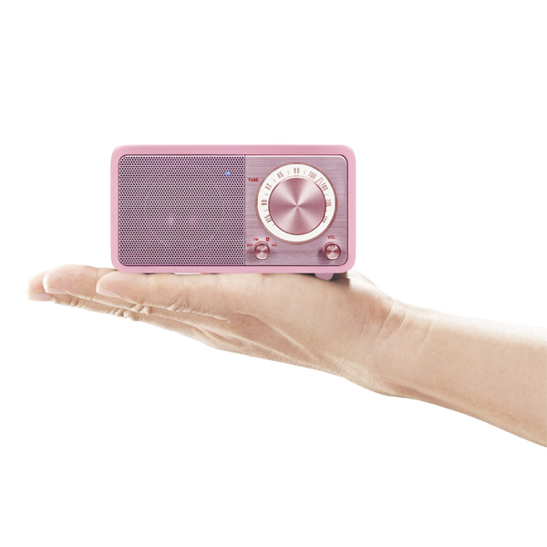 Sangean WR-7 Genuine mini Pink