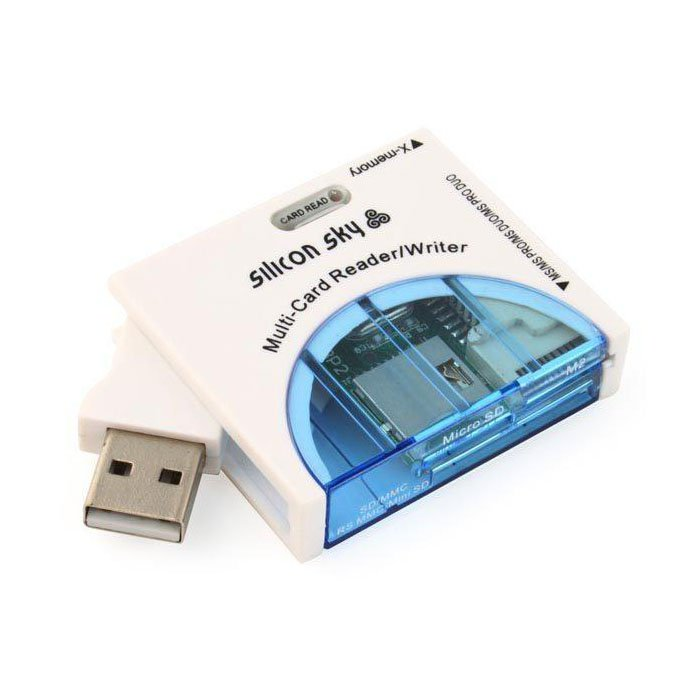 Silicon Sky Card Reader Multi-function SCRMXSU2