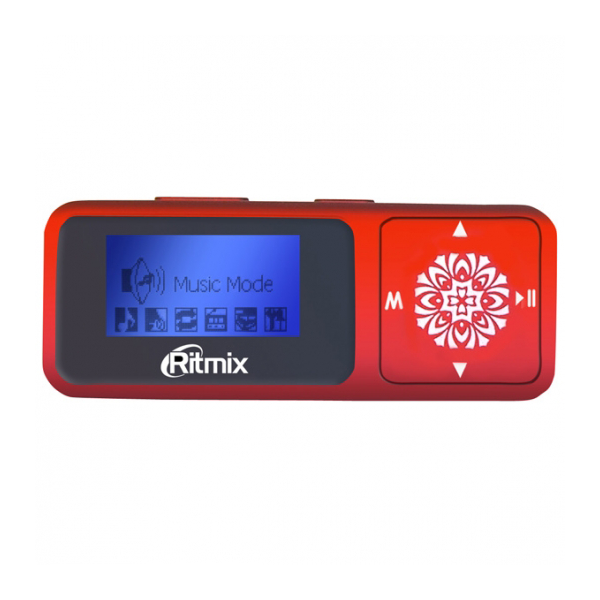 Ritmix RF-3350 (4Gb) Red  IMG
