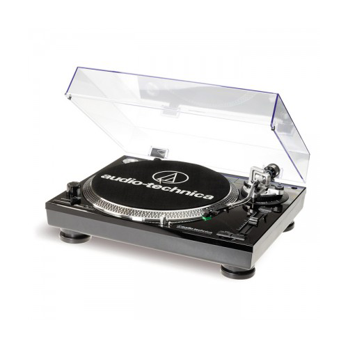 Audio-Technica AT-LP120-USB Black