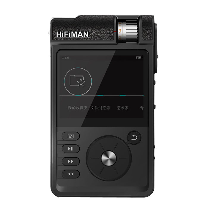HiFiMan HM-901 Minibox card