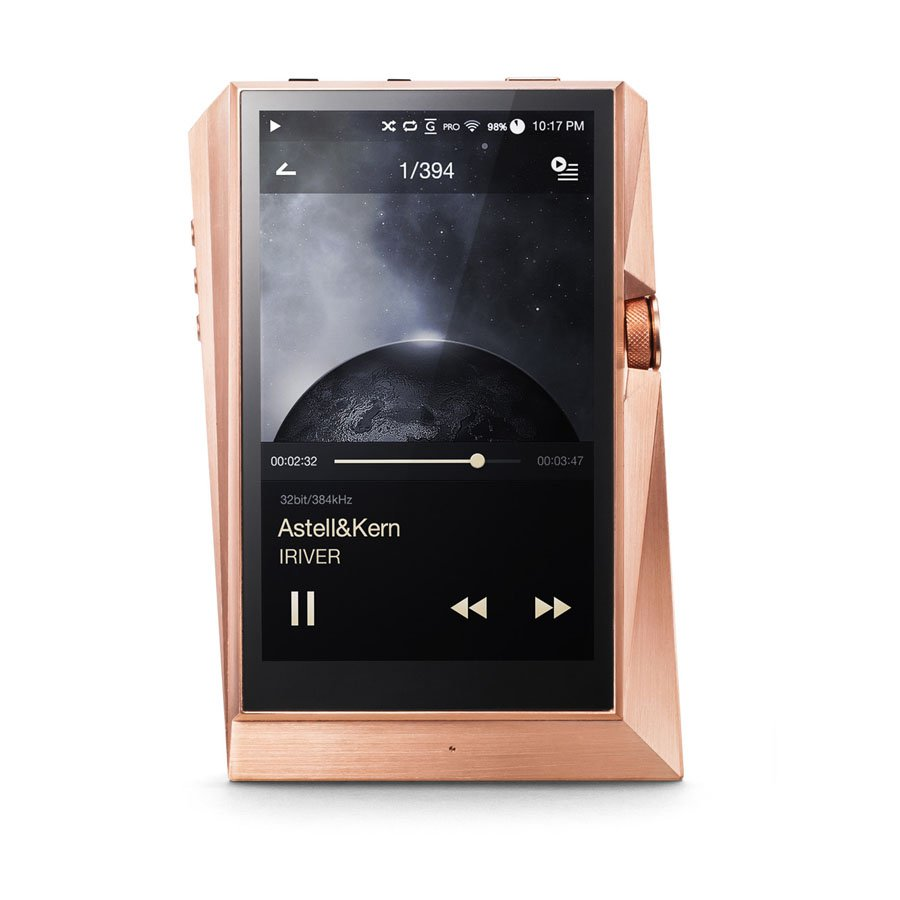 Astell&Kern AK380 256Gb Copper