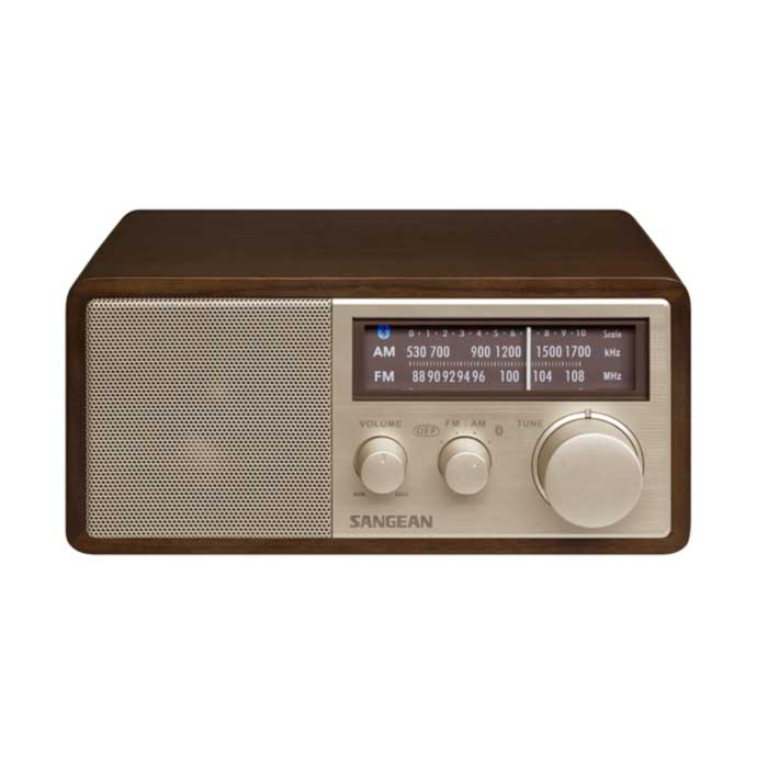 Sangean WR-11BT Walnut