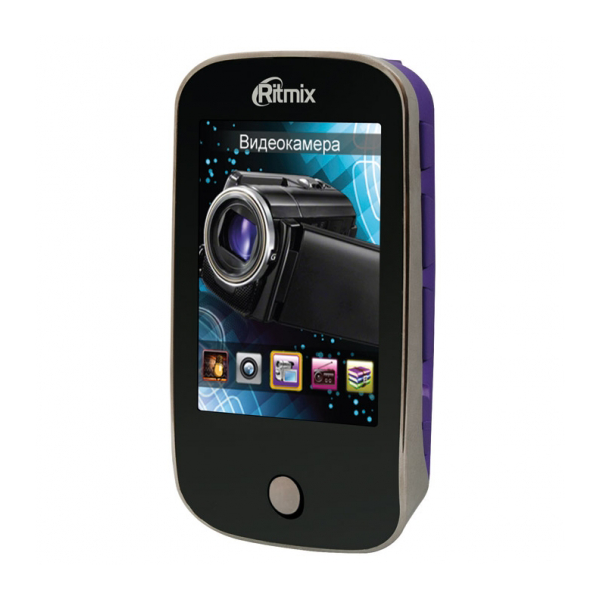 Ritmix RF-7200 (4Gb) Purple