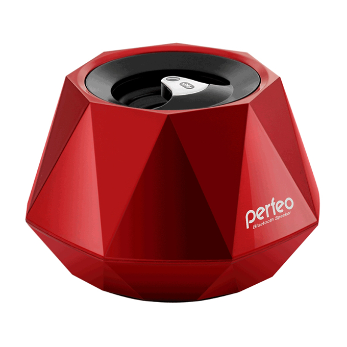 Perfeo PF-268/BT-R Diamond Red