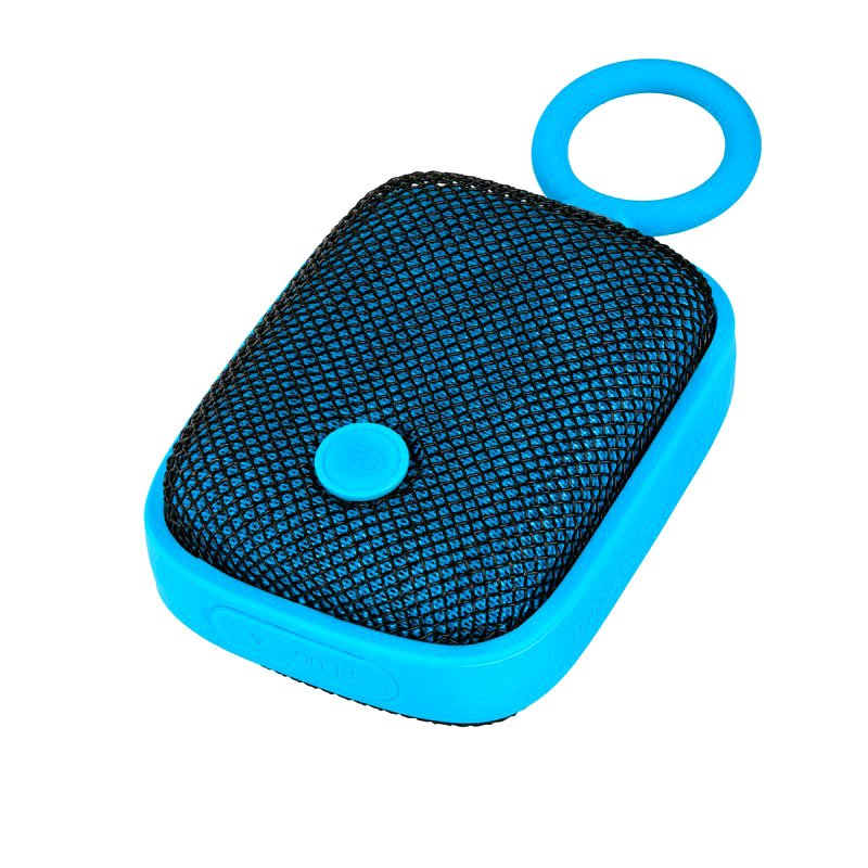 DreamWave Bubble Pods Blue (Bluetooth, AUX, 5 Вт, 1800 мАч)